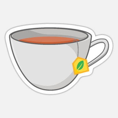 Tea Tea - Sticker