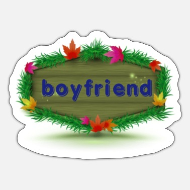 Girlfriend Girlfriend - Sticker