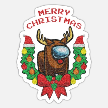 Christmas Party CHRISTMAS PARTY - Sticker