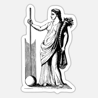 Mythology Greek mythology - Sticker