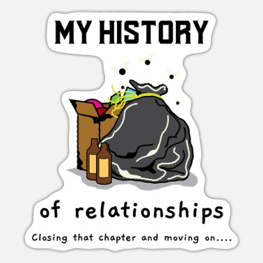 Relationship Relationships - Sticker