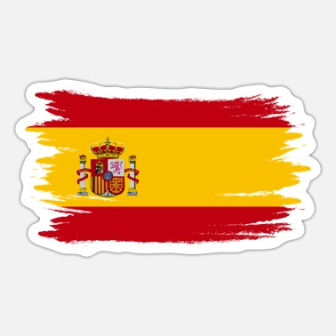 Spanish Spain spanish - Sticker