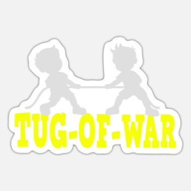 Tug of War Kids - Tug of War Kids - Sticker