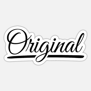 Original original - Sticker