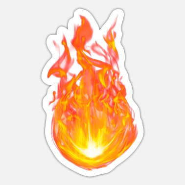 Fire Fire fire - Sticker