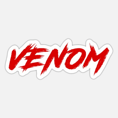 Venom Venom - Sticker
