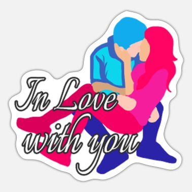 WEDDING DAY - Sticker