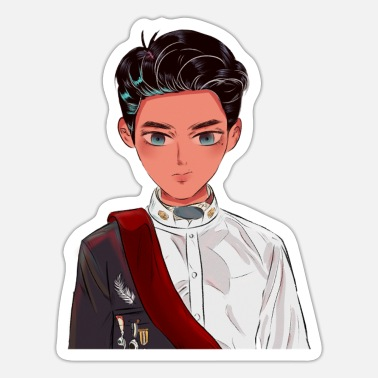 Prince The prince - Sticker