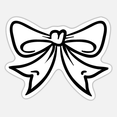 Bow bow - Sticker