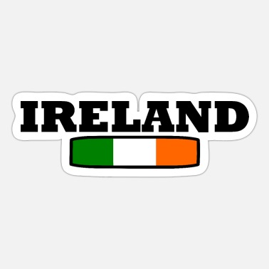 Flag IRELAND - Sticker