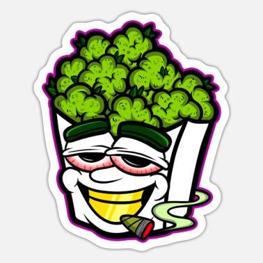 Smoking Smoking - Sticker