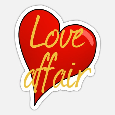 Affair LOVE AFFAIR - Sticker