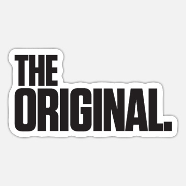 Original The Original - Sticker