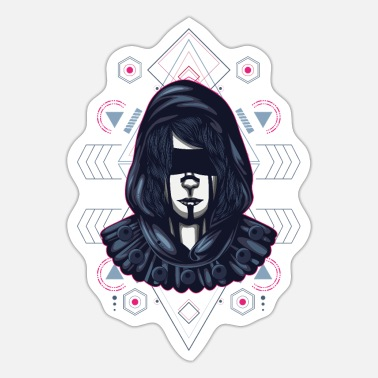 Assassin Assassin - Sticker