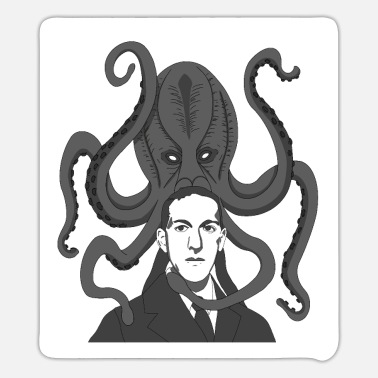 Hp HP Lovecraft and Cthulhu - Sticker