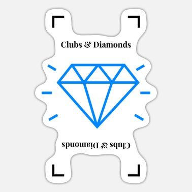 Brilliant Diamond - Sticker