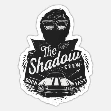 Your Shadow The Shadow Crew - Sticker
