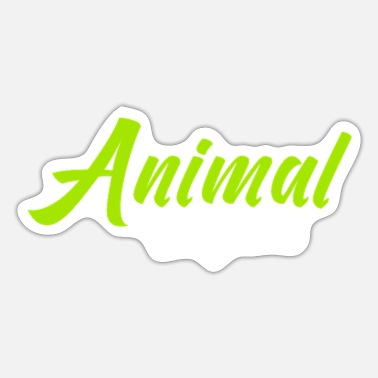 Animal Rights Animal Right Animal Rights - Sticker
