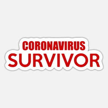 Virus Coronavirus - Sticker