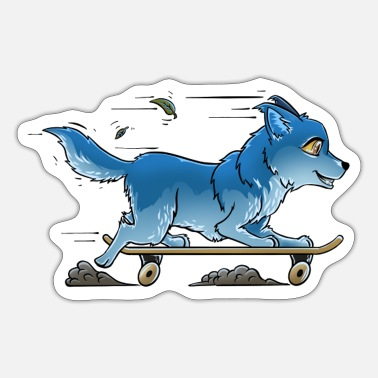 Cub Skateboard Cub - Sticker