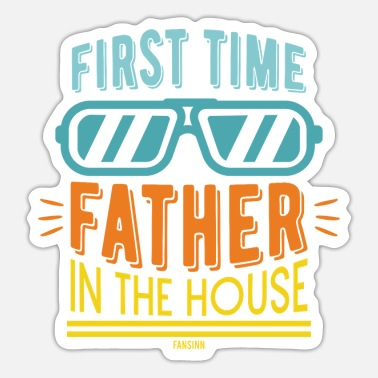 Fathers father father's Day - Sticker