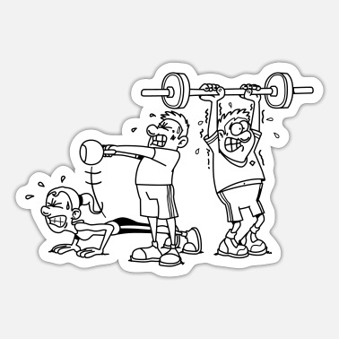 Crossfit Personal Trainer CrossFit - Sticker