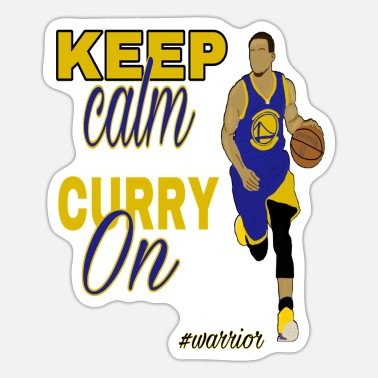 Curry Stephen Curry SC - Sticker