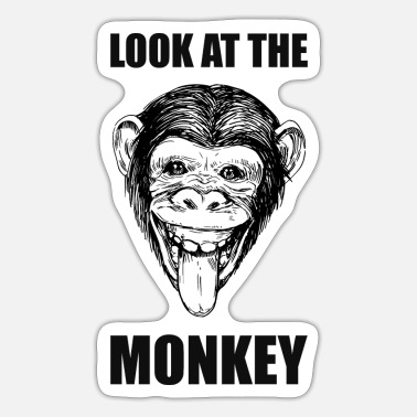 Final Boss Final Monkey - Sticker