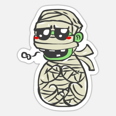 Supernatural Mummy - Sticker