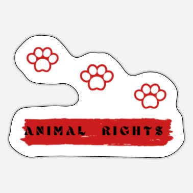 Animal Rights Animal Rights - Sticker