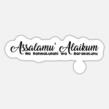 Salam Salam - Sticker