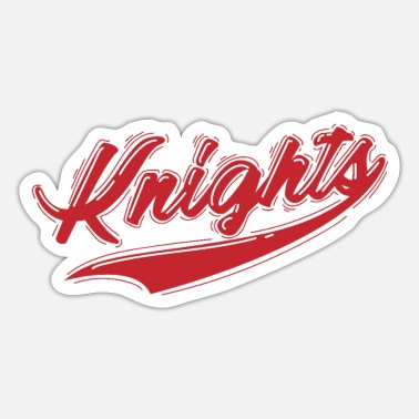 Grafic Knights Castle - Sticker