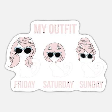 Outfit outfit - Sticker