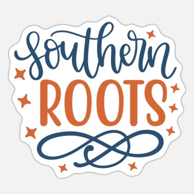 Southern Germany Southern Roots - Sticker