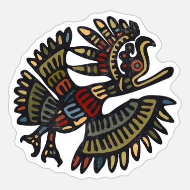 Inca Bird Bird Maya Inca Aztec Empire - Sticker