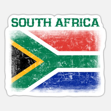 South South Africa - Sticker