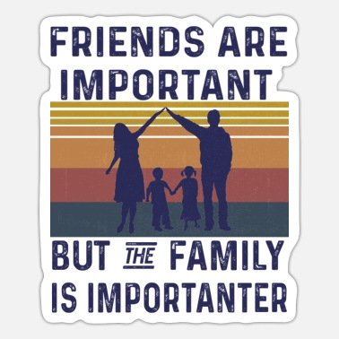 Family family - Sticker