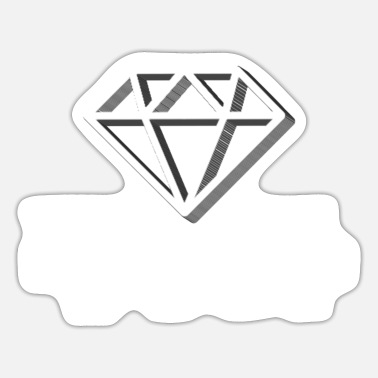 Nobleness Diamond noble - Sticker