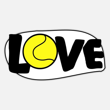 I Love Tennis I LOVE TENNIS - Sticker