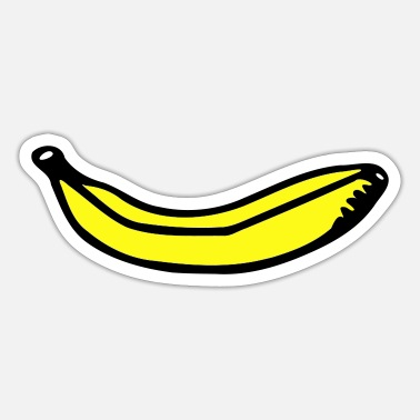 Banana banana - Sticker