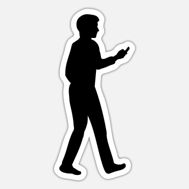Cell Cell Smartphone - Sticker