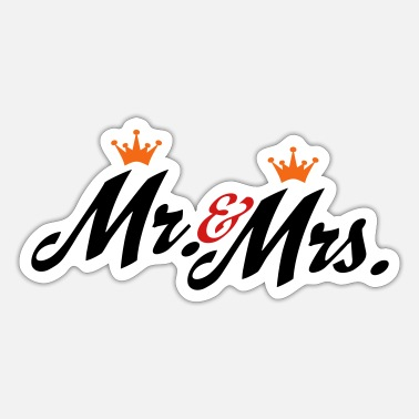 wedding - Sticker