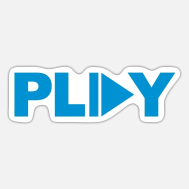 Play Play - Sticker