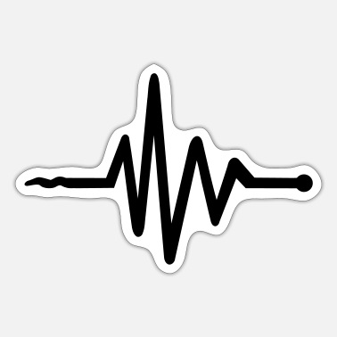 Frequency Frequency - Sticker