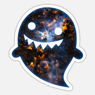 Spectre Ghost - Espectro - Halloween - Cool - Spectre - Sticker