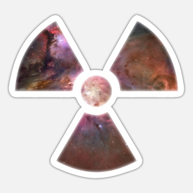 Nuclear Galaxy Nuclear - Sticker