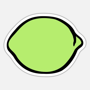 Lime Lime - Sticker
