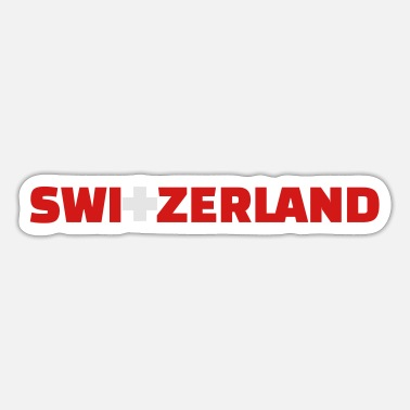 Switzerland Switzerland - Sticker