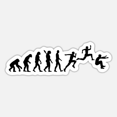 Triple Triple Jump - Sticker