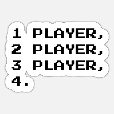Multiplayer MULTIPLAYER - Sticker